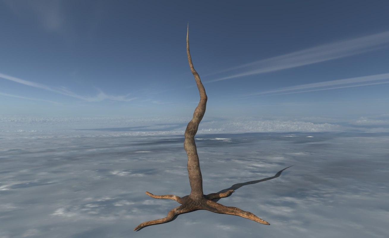3d model tree ready unreal