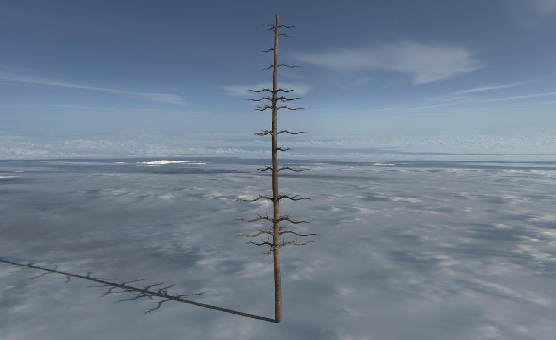 unreal tree 3d x