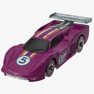 3d c4d toy racecar 03