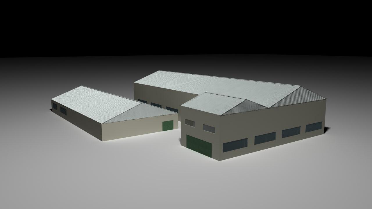 factory building lwo