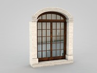 architectural element 61 3d model