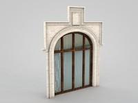 architectural element 77 3d model
