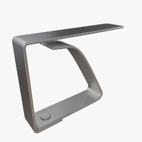 table cloth clips 3d obj