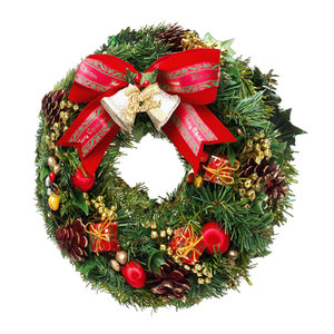 christmas wreath max