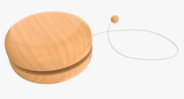 yo-yo toy 3d 3ds