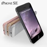 3d iphone se