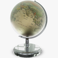 World Earth Globe