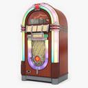jukebox 3D models