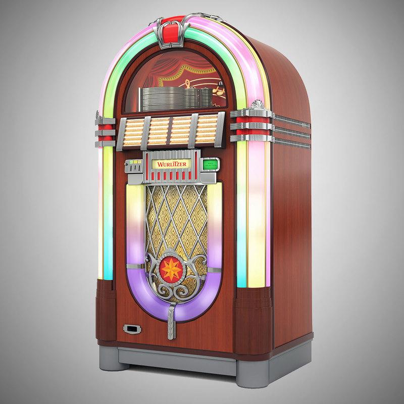 max jukebox juke box