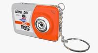 3d model toy camera