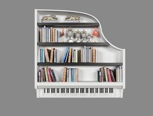 piano library max