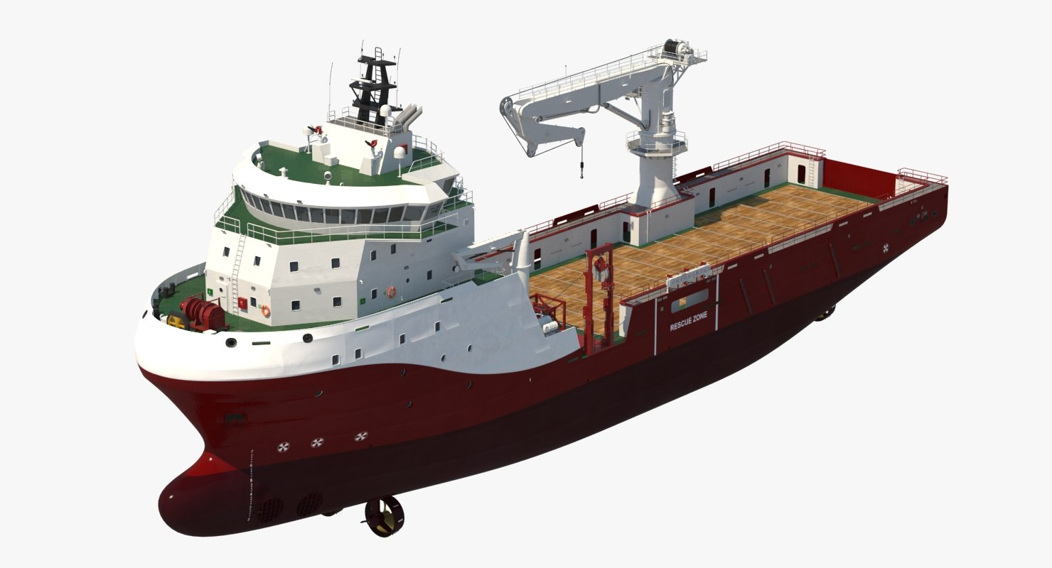 max offshore construction vessel oscv