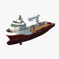 OSCV MPSV Multipurpose Supply Offshore Construction Vessel
