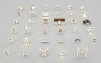 3d architectural elements 2