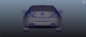 genesis 3d model