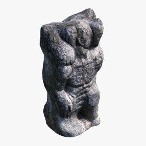 max ancient sculpture