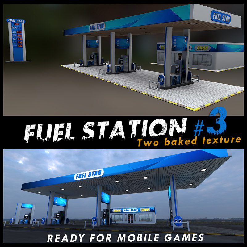 fuel station max