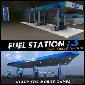 fuel station max