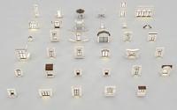 3d architectural elements 3