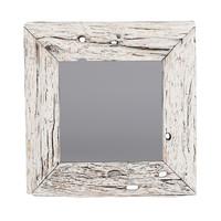 wood mirror 3d model