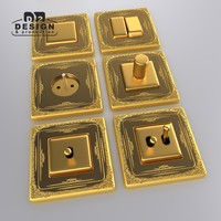 switches outlet 3d model