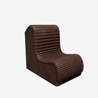 syfy leather chair 3d max