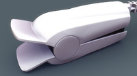 pulse oximeter 3d model