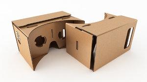 google cardboard virtual reality max