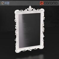 3d silvano griffoni mirror model