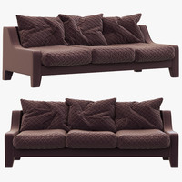 fashion asti sofa 3d max