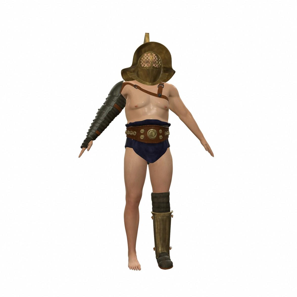 max murmillo gladiator