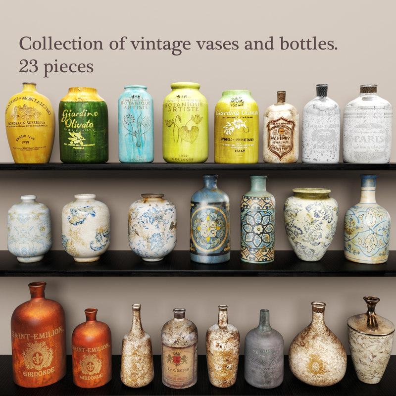 max vases bottles