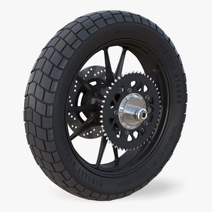 motorcycle wheel max