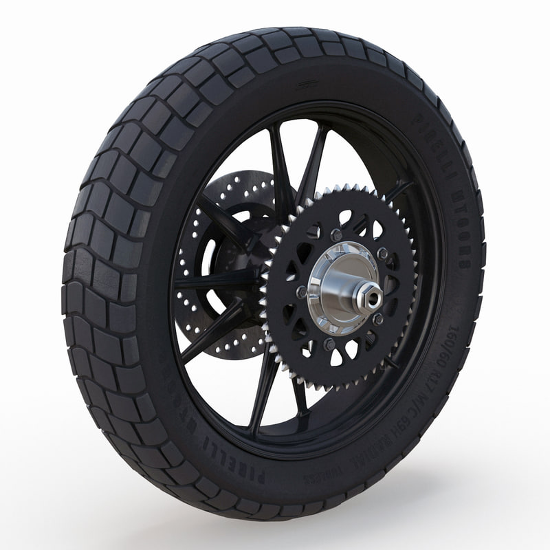 motorcycle wheel max