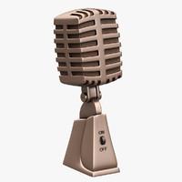 max retro microphone