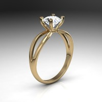 ring gold 002