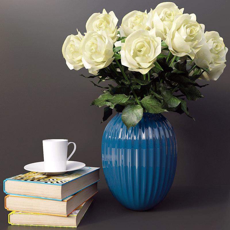 rose flower bouquet max
