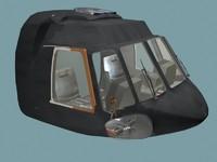 Mi7 Cockpit