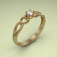 ring gold 005