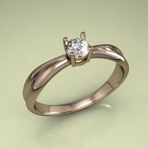 print ring 3d model