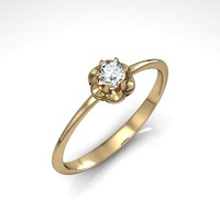 ring gold 003