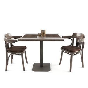 max chair table