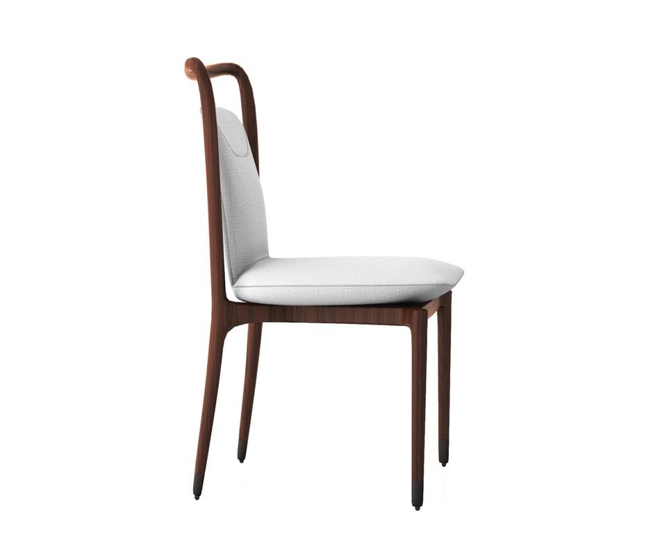 ibla chair armchair 3d model