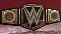 wwe championship belt 3d model