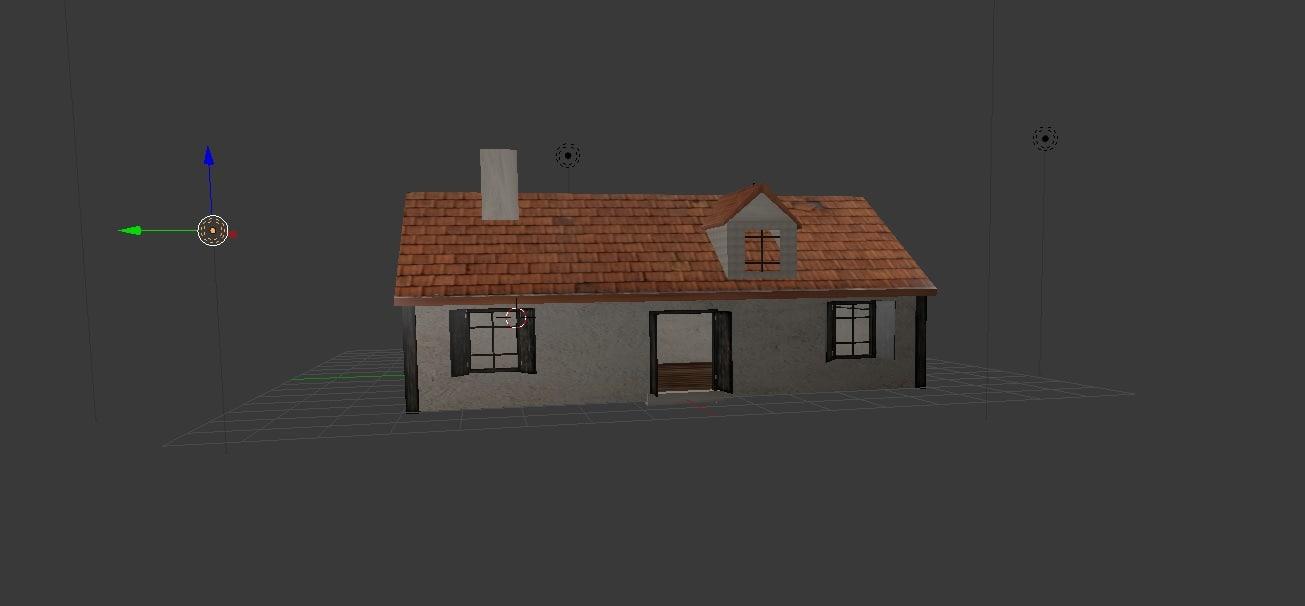 fbx house old