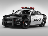 Dodge Charger Police (2015)