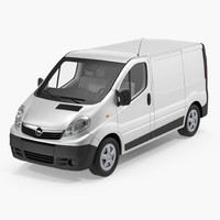 3ds opel vivaro 2013 simple