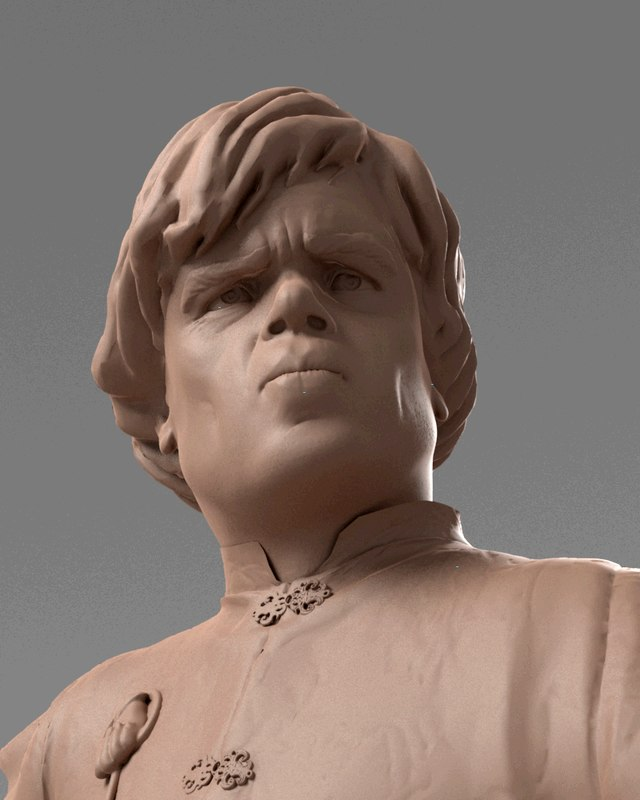 3d tyrion lannister