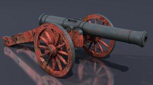 lwo cannon field century
