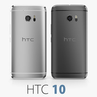 htc 10 3d max